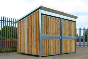 Bike Shelters and Canopies