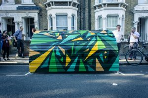 The 100th Lambeth Bikehangar