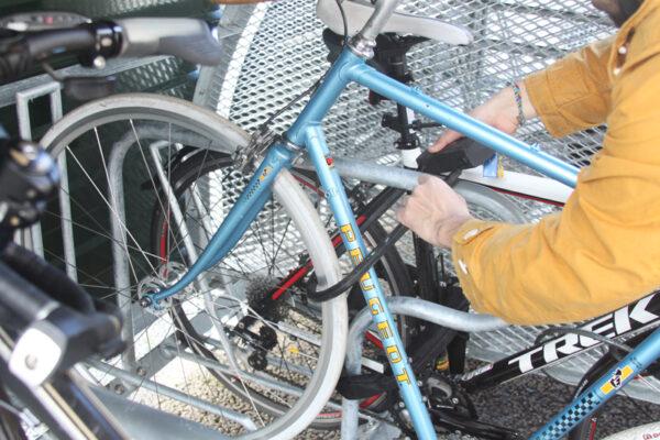 Bikehangar