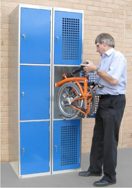 Bike Lockers For Sale Folding Bike Locker
