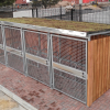 Green Roof Shelter