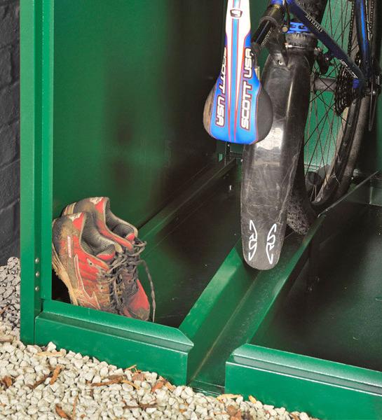 Bike Locker Storage Lockers Vertical Bike
