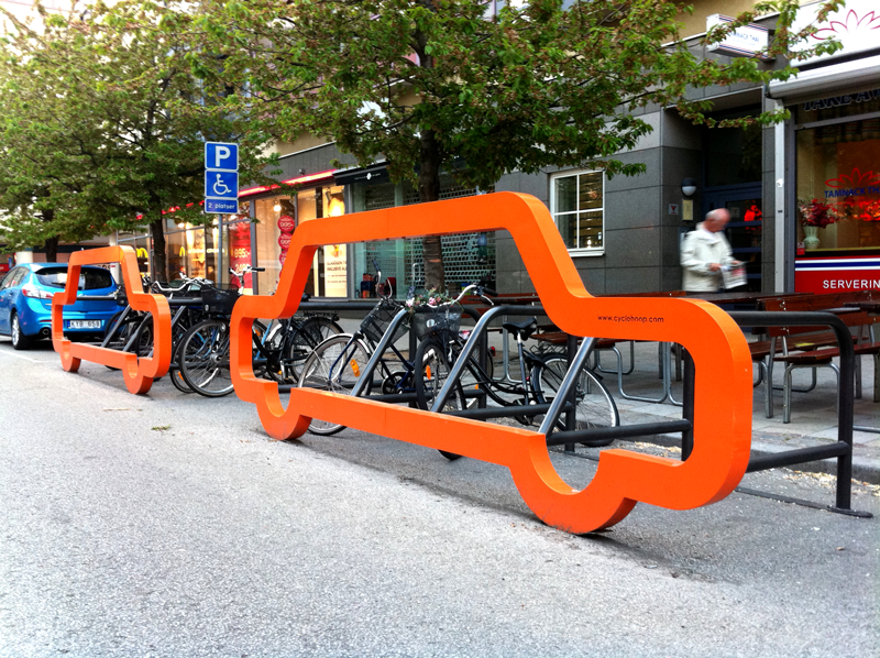 cycle parking car bike port