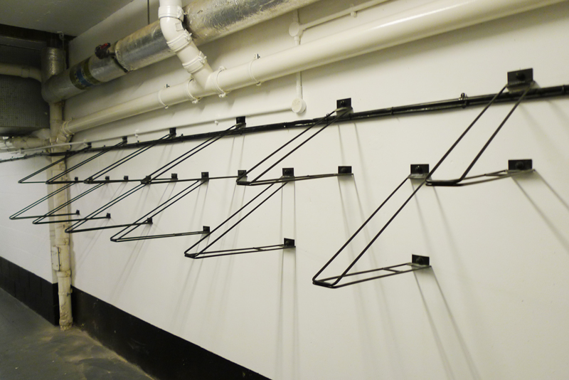 Vertical Bike Rack Cyclehoop