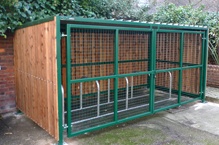 Cycle Shelters and Canopies