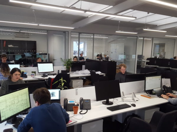 Cyclehoop's new HQ amalgamates offices and warehouse facilities for the first time