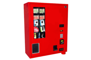 High Security Wall Mounted Vending Machine