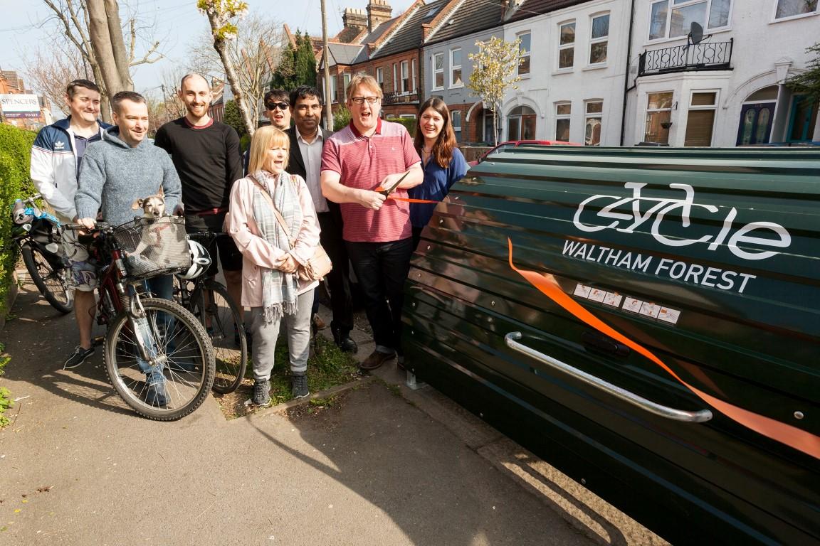 Waltham Forest Bikehangar