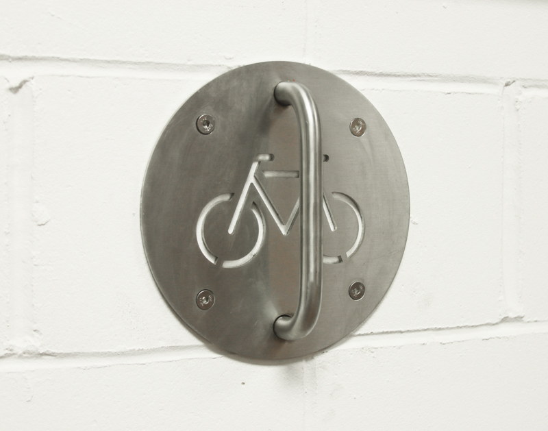 Wall Anchor Stainless Steel Cyclehoop